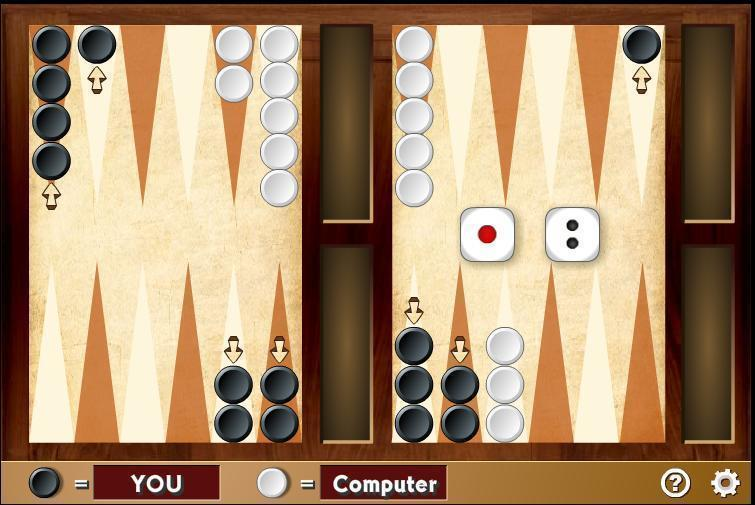 Backgammon Tricks