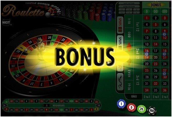 Free bet roulette no deposit