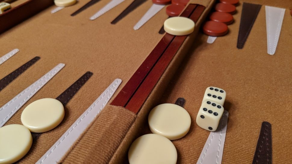 Basic Backgammon Strategy