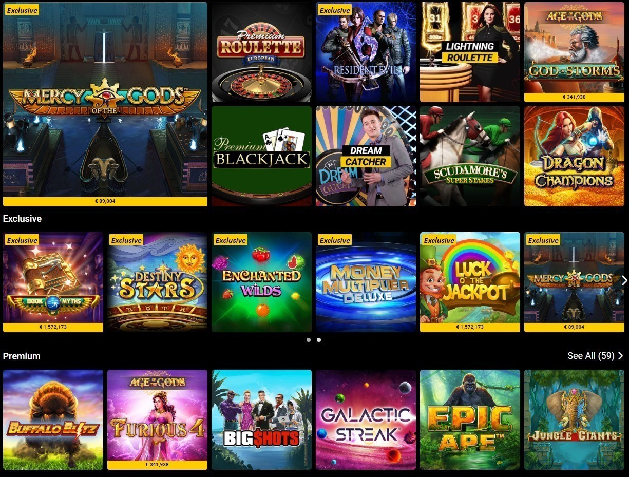 Bwin Party Casino Software And Bonus Review